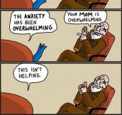 Freud is a jerk…