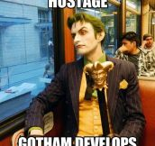 Photogenic Joker…