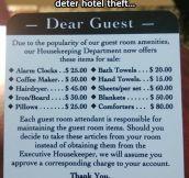 Dear guest…