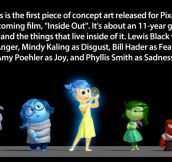 Pixar's new film…