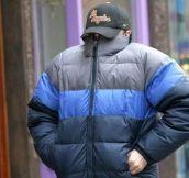 Undercover Leo…