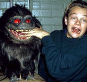 Young Leo in Critters…