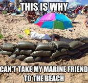Marine friends…