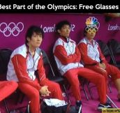 Best part of the Olympics…