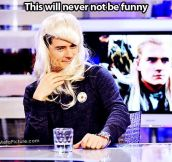 Orlando Bloom as Legolas…