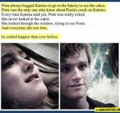 Hunger Games: mind blown…