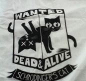Wanted dead…or alive…