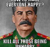 Soviet logic…