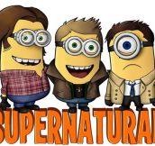 Supernatural Minions…