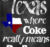 The wonderful state of Texas…