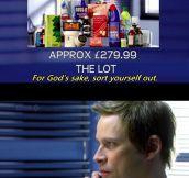 Advertising aimed at women vs. men…