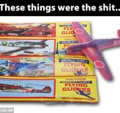 Back in the day, these things were amazing…