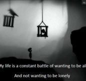 Limbo's wisdom…