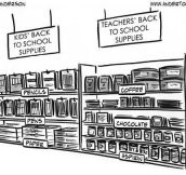 Back to school supplies…
