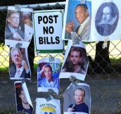 No bills allowed…