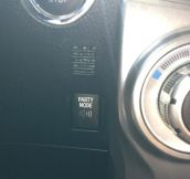 My car needs that button…