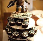 Bioshock Cake…