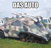 Das Auto…