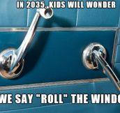 In 2035…