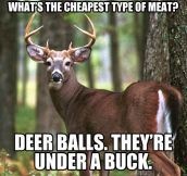The cheapest type of meat…