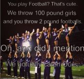 Male Cheerleading…