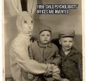 Easter Bunny portraits…