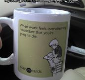When work feels overwhelming…