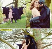 Awkward engagement photos…