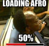Loading Afro…