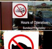 What discrimination looks like…