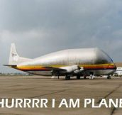 This plane is special…