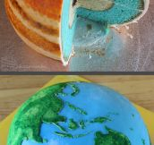 Planet cakes…