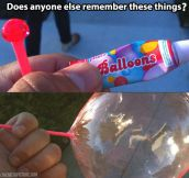 Oh childhood, where have you gone?