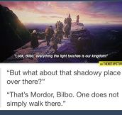 The Lion King meets The Hobbit…