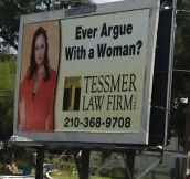 Women lawyers…
