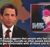 Sleep study…