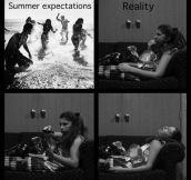 Summer plans…