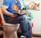 Super Dad…