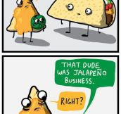 Jalapeño Business…