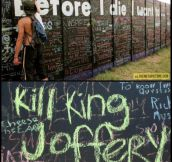 Before I die I want to…