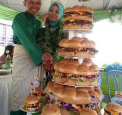 Wedding cakes are overrated…