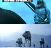 The deadliest creature in the snow…