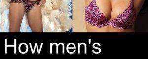 How underwear is advertised…