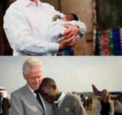 Bill Clinton is best Clinton
