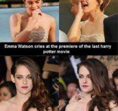 Epic Emma Watson Vs Kristen Stewart