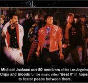 Good guy MJ