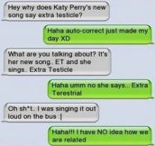 Katy Perrys New Song Fail