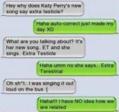 Katy Perrys New Song Fail