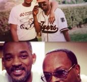 DJ Jazzy Jeff and Will Smith…