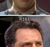 Star Trek actors past and present combined…